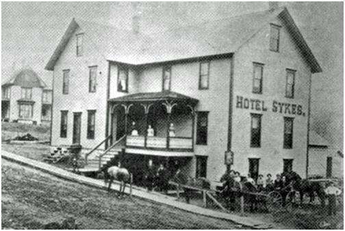 Hotel Sykes
